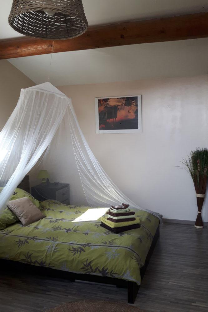 Décoration et aménagement intérieur chambre parentale