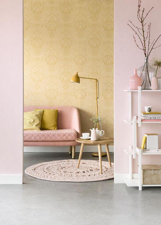 planche inspiration décoration Leslie Leder